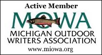 Active member of Michigan Outdoor Writers Association