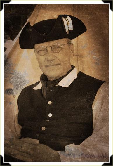 Daguerreotype of James Moss