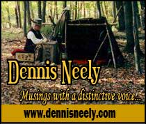 Link to Dennis Neely's author web site.